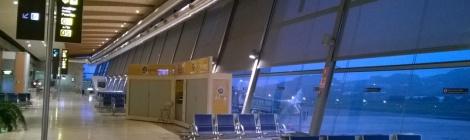 8 tips para dormir en un aeropuerto