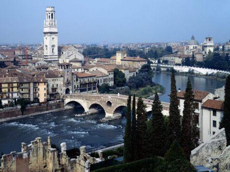 Verona y Festival de Opera Arena
