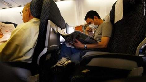Cómo evitar resfriados cuando viajas